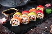 Sushi, pro některé sportovce lákadlo, pro jiné problém