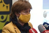 Hlavní hygienička Jarmila Rážová