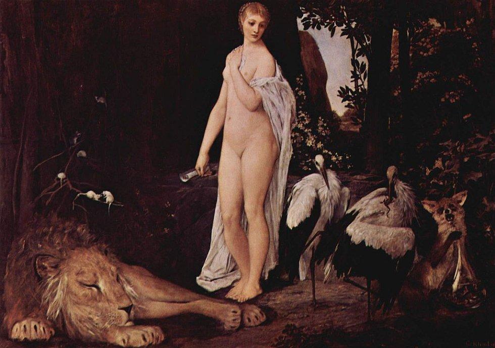 Gustav Klimt: Bajka