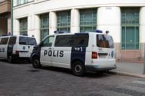 Finská policie (ilustrační snímek)
