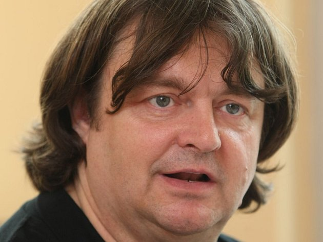 Antonín Kny, současný kapelník české country legendy Fešáci.