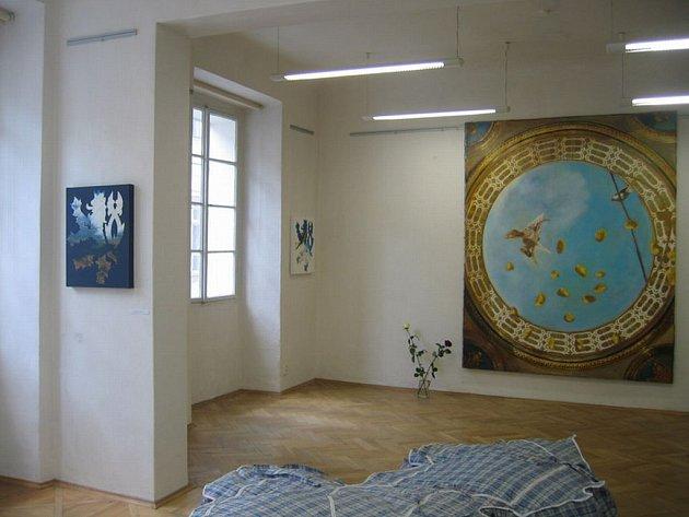 Rozmanité vlastenecké představy mladých umělců tedy představuje výstava Gloria Slavia, která je nyní na Novoměstské radnici.