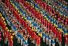 Severokorejský festival Arirang