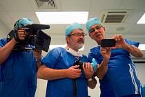 Autentický seriál o špičkových doktorech