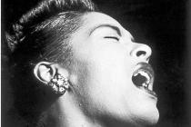 LADY DAY. Famózní Billie Holiday v roce 1947.