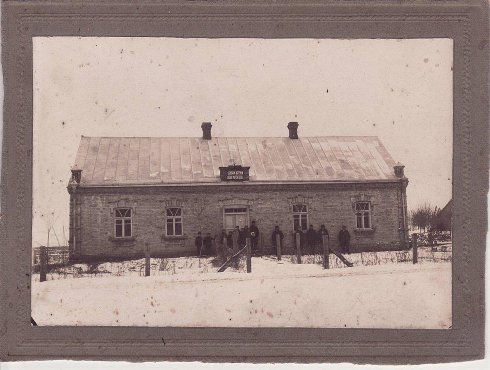 Česká škola v Rovnu