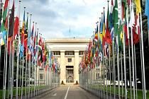 Sídlo OSN v Ženevě