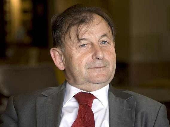 Bývalý český velvyslanec ve Velké Británii Michael Žantovský.