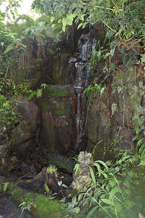 Teplice. Botanická zahrada
