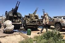 Situace v Libyi - Ilustrační foto