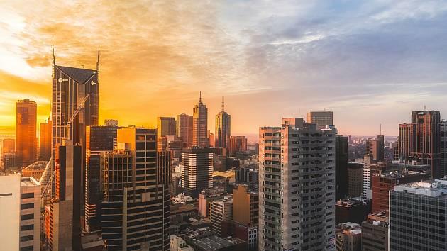 Melbourne, ilustrační foto