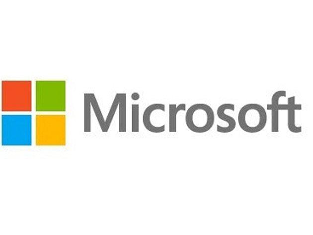 Nové logo softwarové společnosti Microsoft.