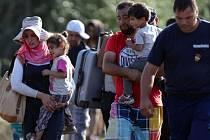 Zdramatizování situace médii, postoj politiků i teroristické útoky přispěly k negativním reakcím Čechů na uprchlíky, řekli to odborníci.  Ilustrační foto.