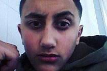 Moussa Oukabir, jehož policie podezřívá z řízení dodávky použité při teroristickém útoku