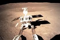 Čínské lunární vozítko Nefritový králík 2