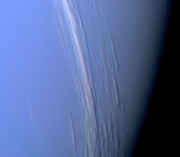 Plynný obr Neptun.