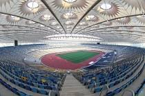 Olympijský stadion v Kyjevě