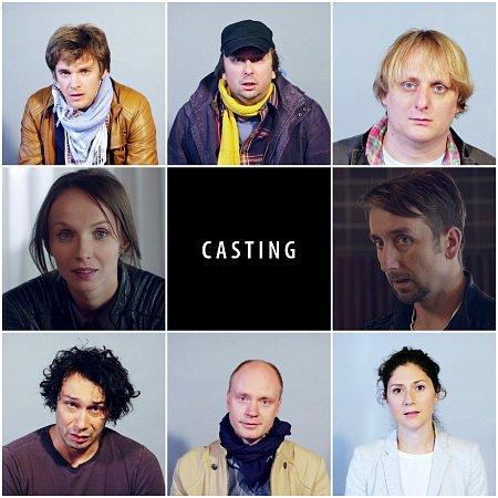 Hraný seriál Casting.