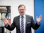 Předseda ODS Petr Fiala k volbám 2017