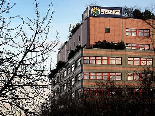 Budova společnosti Sazka v Praze–Vysočanech