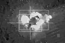 Vzdušný nálet - ilustrační foto