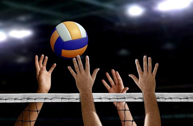 Volejbal. Ilustrační snímek