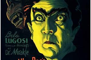 Ve filmové verzi Vražd v ulici Morgue si zahrál král hororových snímků Béla Lugosi. My ho známe spíš jako Drákulu.