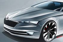 Designová studie Škoda VisionC.