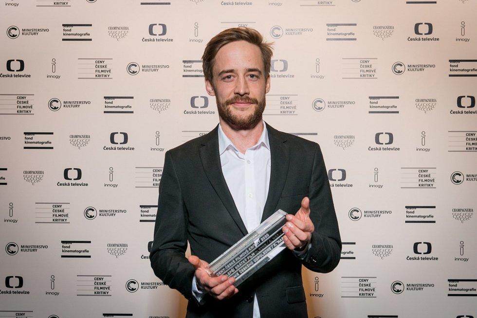 Režisér Adam Martinec získal ocenění za snímek Anatomie českého odpoledne v kategorii nejlepší krátký film.