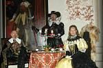 Audience u vévody Albrechta z Valdštejna