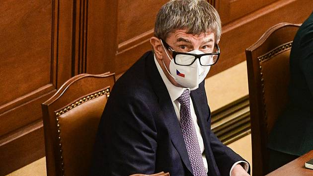 Premiér Andrej Babiš (ANO)