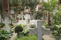 Teutonský hřbitov ve Vatikánu prý může ukrývat temné tajemství