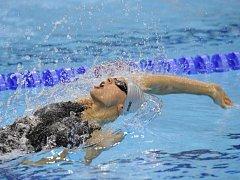Simona Baumrtová na olympijských hrách v Londýně.