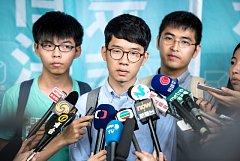 Deštníková revoluce v roce 2014