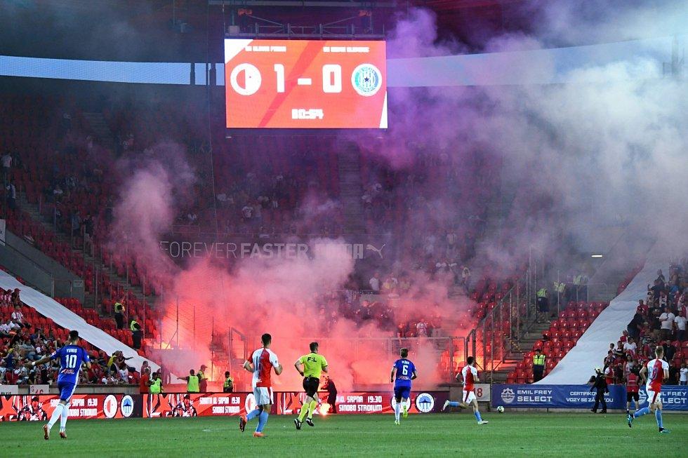 Slavia Praha - Sigma Olomouc