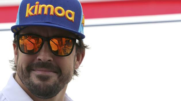 Pilot formule 1 Fernando Alonso