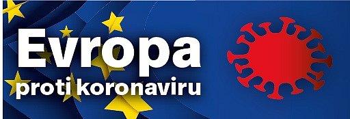 Evropa proti koronaviru