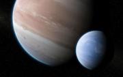 Astronomové věří, že našli první exoměsíc