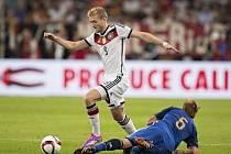 Repríza finále MS mezi Německem a Argentinou