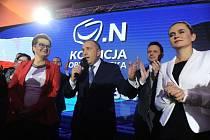Lídr polské Občanské platformy Grzegorz Schetyna