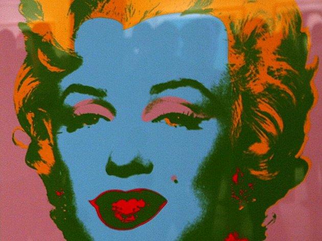 Marilyn Monroe - ilustrační fotografie.