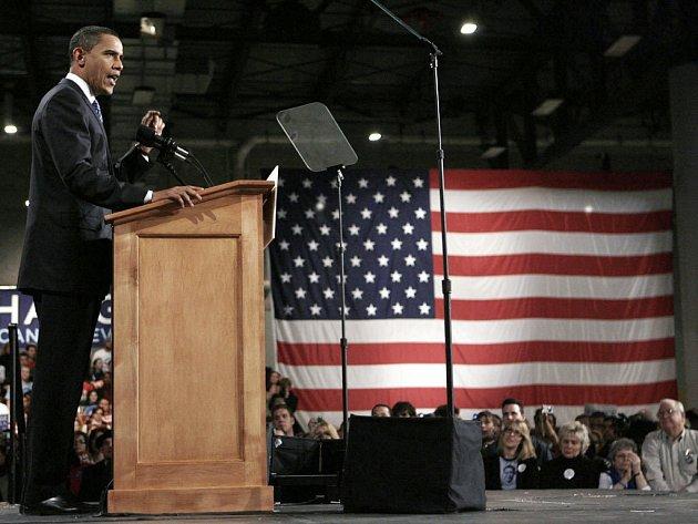 Nejvíce hlasů získal demokrat Barack Obama