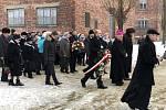 Osvětim navštívili u příležitosti Mezinárodního dne památky obětí holokaustu bývalí vězni
