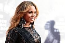 Zpěvačka Beyoncé Knowlesová.