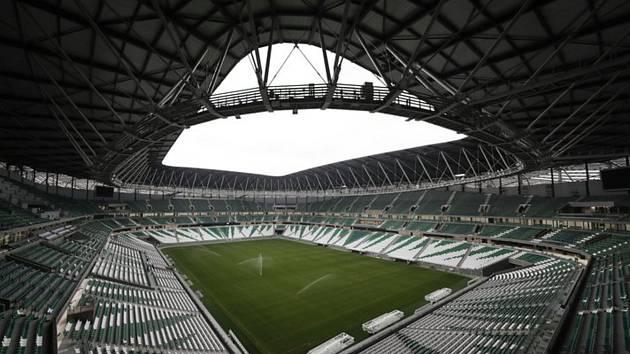 Stadion Education City v katarském Dauhá.