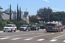 Střelba v synagoze nedaleko San Diega