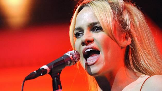 Velšská zpěvačka Duffy