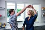 Tanec dokáže zlepšit kondici i psychiku.