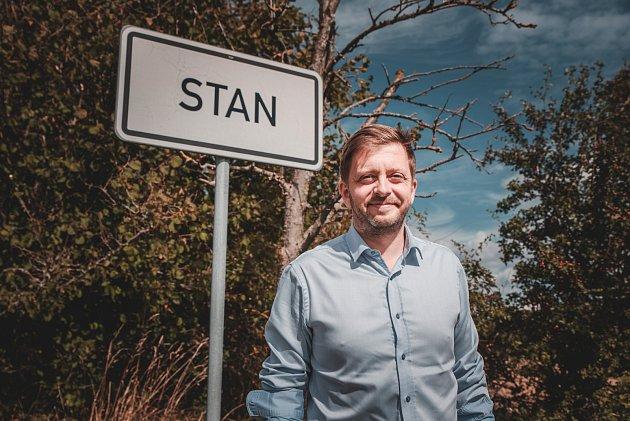 Lídr STAN Vít Rakušan.