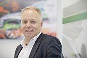 Andre Wehner, ředitel Škody Auto pro digitalizaci